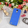 Diamond Cellphone Skin Case For Samsung Galaxy S4Mini i9190