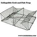 yüksek kaliteli katlanabilir tel balık tuzağı satılık