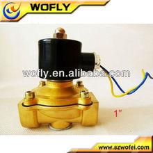 a bassa pressione 1 pollice rexroth valvola a solenoide 220v ac