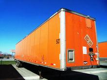 1999- 2004 Wabash 53' Dry Van Trailers