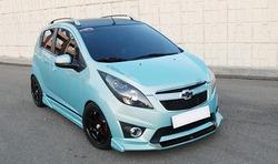 Daewoo Matiz / Chevrolet Spark exterior tuning body parts