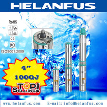 """4""""100QJ stainless steel dongying pumps china submersible"""