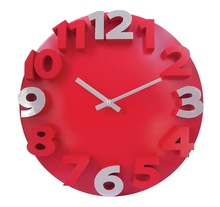2012 Originality Figure Wall Clock