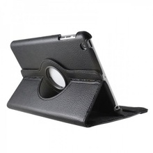 iPad Mini 360 Degree Black Case with Stand