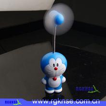 2014 USB Mini promotional cartoon mini fan