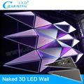 3D p4, P5, P10 módulo de pantalla led