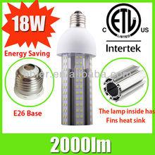 2014 Latest Developed led bulb e27 socket 18w