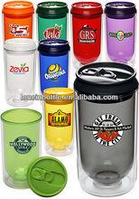 bpa free plastic soda water can ,12 Oz. Double Wall Soda Can Custom Acrylic Tumblers ,BPA FREE STRAW TUMBLER