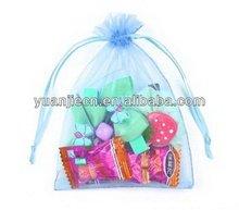 Special most popular organza drawstring bag