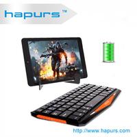 Hapurs the hot-selling ultra-flat bluetooth keyboard for ipad /iphone