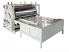 chain feeding 1 color flexo printing and slotting machine /carton box printer slotter die cutter