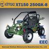 XT150GK-8 KINROAD EEC/EPA 150cc Go Kart adult pedal go kart