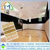 durable used water proof wood basketball flooring