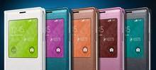 Original leather case for Samsung smartphone