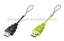Plug Shape Cheap USB Memory Stick Data Security