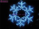 2014 snowflake light effect