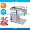 Meat Cutting Machine - 500 Kgs / Hour, 1.1 Kw, S/S Blade, TT-M30H
