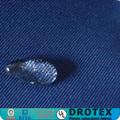 cvc agua y resistente al calor de la tela para ropa de trabajo militar utilizado