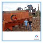 heavy duty refining gold trommel screening machine