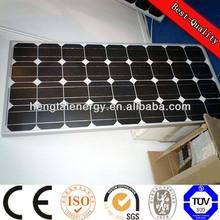 150 watt solar power energy street light mono/poly led solar panel