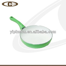 Waterless cookware frypan aluminum pan