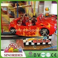 adult amusement park equipment rc flying car toy