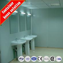 Convenient Homelike Public toilet container