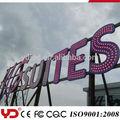 YD IP68 Luz led exterior decorativa letras del alfabeto