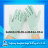 Surgical Medical Laboratory disposable chlorinated latex gloves powder free