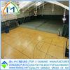 indoor basketball court pvc knife coating wood flooring