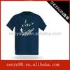 Summer hot sale 100% organic cotton t shirt
