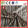 2015 new style blue white striped fabric for t-shirt