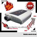 Digital led HDMI projetor para Home theater, Video game, Dvd projetor