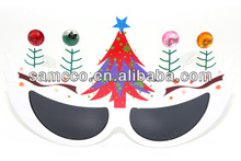 Christmas glasses Funny Party Glasses for Christmas Xmas favors