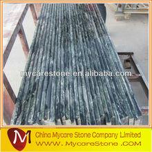 High demand granite countertop Wave green