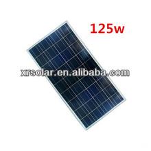 125W Poly Solar Panels Rrice Per Watt Solar Panel Pakistan Lahore