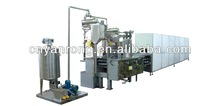 YR-150Q Automatic Gummy/Jelly(QQ) Candy Depositing Line