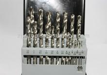 drill set HSS Straight Shank Twist Drill Bits DIN338 / ANSI