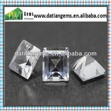 Wuzhou D&T Round Brilliant Cut 2.5mm Synthetic Cubic Zirconia Manufacturer