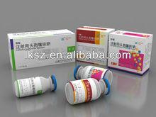 Ceftiofur sodium for injection