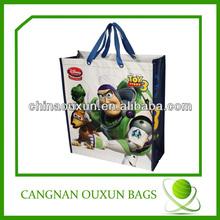 Various styles brown grocery bags