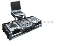 Turntable laptop Coffin controller mixer fligt case