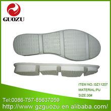comfort durable white pu kids flat light white slipper sole