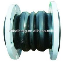Flexible Rubber lined compensator