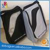 wholesale canvas shoe bag zipper cheap golf shoe bag