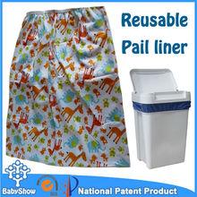 eco-friendly cloth diaper pail liners, huge dirty diaper wet bag,economical nappy bags wholesale