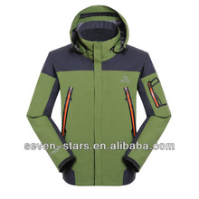 100% polyester pilot jacket
