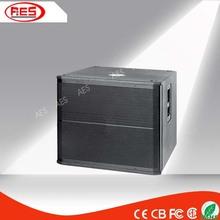 subwoofer speaker 2014 canton fair wood passive sound boxes