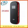 SIM unlocked 43.2mbps ZTE mf80 3g wifi pocket router