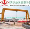 Single girder electric hoist gantry crane manufacturer